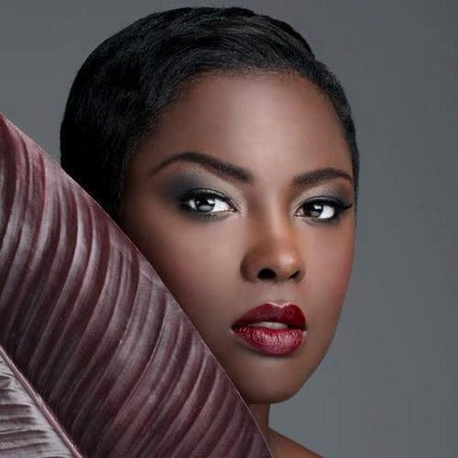 comment maquiller une femme noire